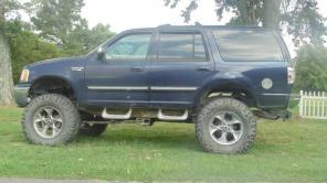 1999 ford expedition 42 INCH TIRES, 20 INCH RIMS