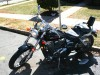 2001 Honda Shadow Spirit 750